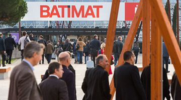 Batimat Exihibition, Paris, Monga Brother