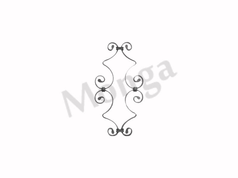 Wrought Iron Clip on Units Manufacturer