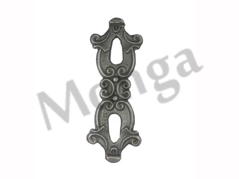Wrought iron centerpieces stair railing manufacturer exporters