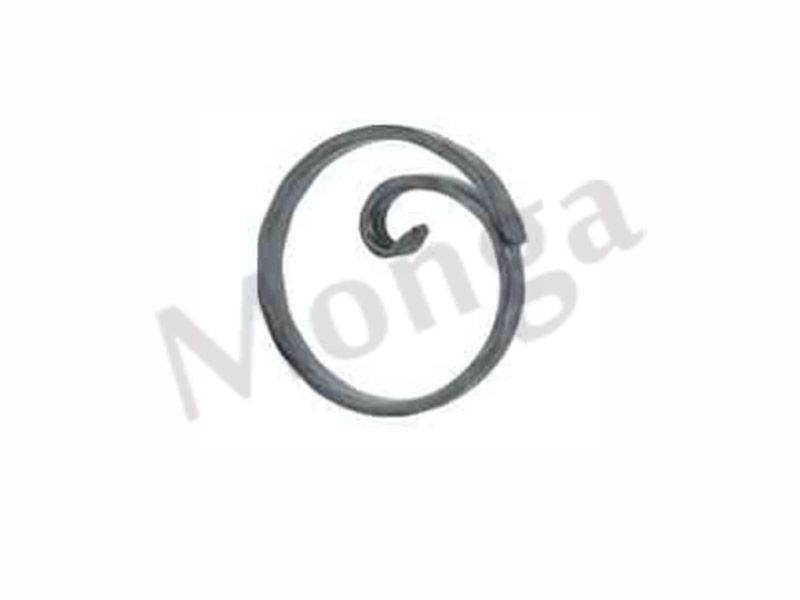 Ornamental Wrought Iron O Scrolls Manufacturer