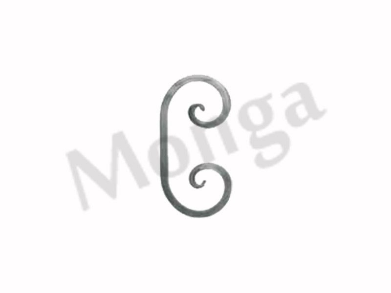 wrought iron c scroll Manufacturer