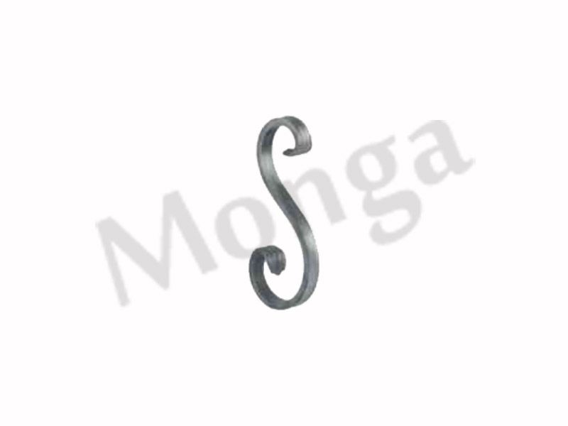 wrought iron S scroll Manufacturer