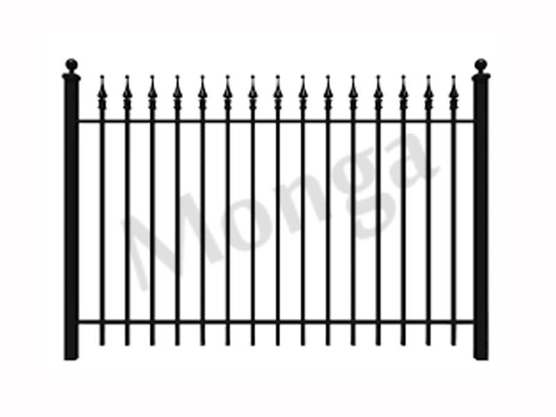 Wrought Iron Fence Panel Manufacturer